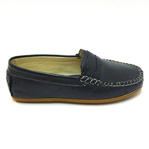 Zapatos Niño Mocasines Naúticos Oca Loca 4747 Azul: Amazon.es: Zapatos y complementos