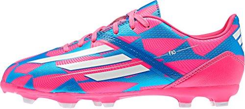 adidas Bota Jr F10 TRX FG Solar pink-Solar blue - pink/blau