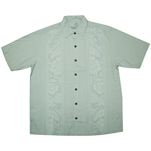Light Blue Camp Shirt - 9