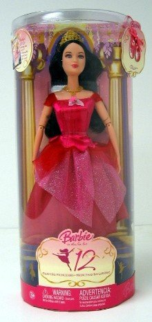 Mattel Barbie In the 12 Dancing Princesses - Princess Blair Doll