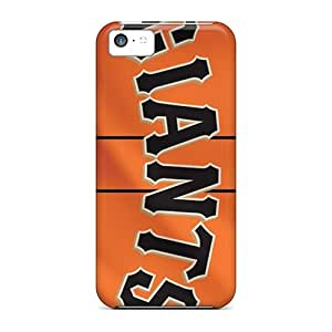 Anti-scratch And Shatterproof San Francisco Giants Phone Cases For Iphone 5c/ High Quality Tpu Cases