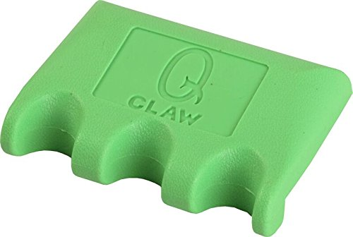 (Q Claw 3 Cue Holder Green)