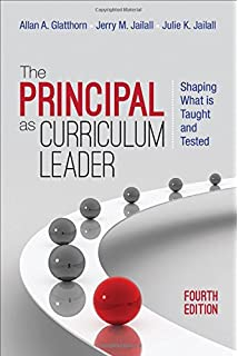 Supervision and instructional leadership a developmental approach the principal as curriculum leader shaping what is taught and tested fandeluxe Images