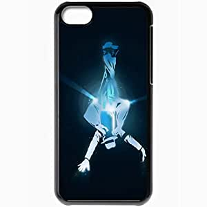 diy phone casePersonalized iphone 6 plus 5.5 inch Cell phone Case/Cover Skin Michael Jackson singer art graphics simple Music Blackdiy phone case
