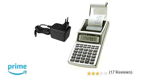 Genie LP 20 - Calculadora con impresora: Amazon.es: Oficina y ...