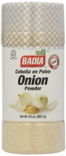 Badia Onion Powder, 9.5-Ounce (Pack of 6) by Badia [Foods]