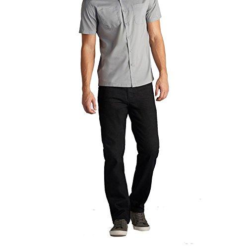 ies Straight Leg Jeans, Black - 38 x 29 ()