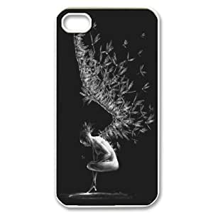iphone covers High quality angels Hard Shell Cell Phone Case Cover for For Iphone Case 4,4S color2 WANGJING JINDA