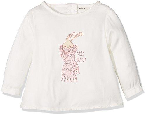 Mexx Baby-Mädchen Bluse MX3025228, Elfenbein (Cloud Dancer 102), 68