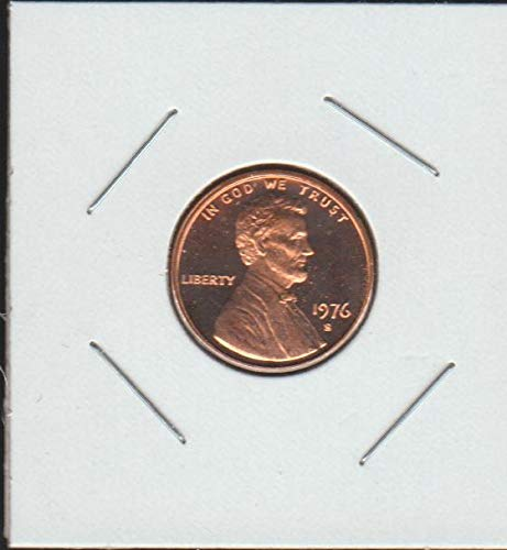 - 1976 S Lincoln Memorial (1959-2008) Penny Superb Gem Proof CAMEO US Mint