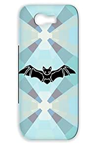 Bat Miscellaneous Animals Nature Black For Sumsang Galaxy Note 2 Case