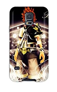 Adam L. Nguyen's Shop 7238517K86242534 Premium Case With Scratch-resistant/ Kingdom Hearts Video Game Other Case Cover For Galaxy S5