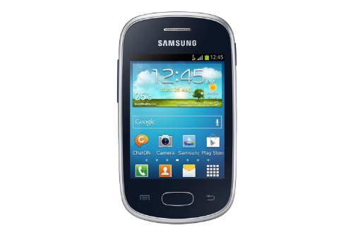 Samsung Galaxy Star S5280 2MP, 4GB, Jelly Bean, WIFI Factory Unlocked World Mbile Phone - (Samsung Star)