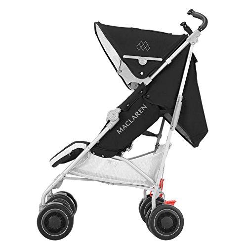 Maclaren Techno XT Stroller, Black/Silver by Maclaren (Image #7)