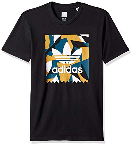 adidas Originals Mens Skateboarding Collage Blackbird Tee
