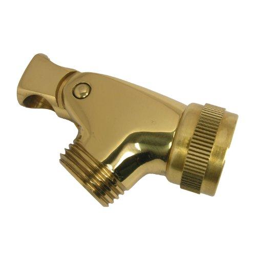 Polished Brass Swivel - 3