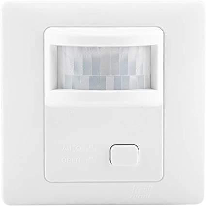 Sensor de movimiento infrarrojo LED Interruptor temporizador ...