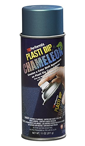 Amazoncom Plasti Dip Spray 11oz Chameleon Greenblue Automotive