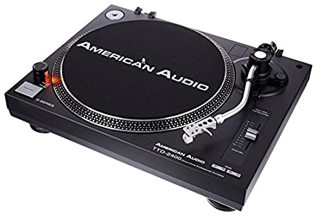 American Audio Ttd 2400 Tocadiscos: Amazon.es: Electrónica