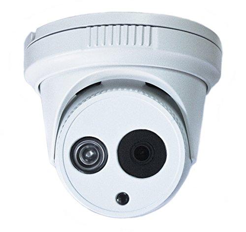 Gawker HD TVI Vandal proof turret camera, 1080P EXIR, IP66 Weather proof, 2.8mm lens, IR Smart no ghost image, DNR OSD, Metal case, DC12V. Hikvision Compatible