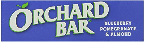 Orchard Bars Fruit and Nut Bar, Blueberry Pomegranate Almond, 1.4 Ounce (Pack of 12) by Orchard Bars (Image #5)