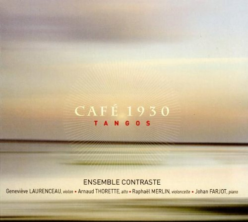 CD : Fortuna Quartett - Cafe 1930: Tangos (Digipack Packaging)