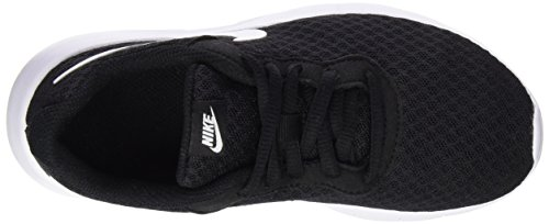 Nike Boy's Tanjun (PS) Running Shoes (1 Little Kid M, Black/White/White) by Nike (Image #7)