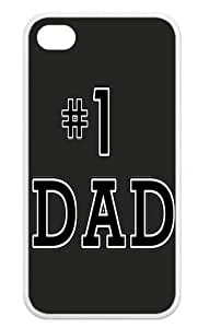 # 1 Dad Back Cover for iphone 6 4.7 cases by kobestar