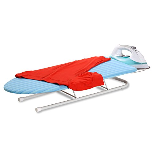 Honey-Can-Do BRD-01435 Collapsible Tabletop Ironing Board