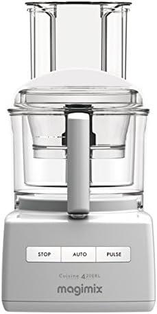 Magimix CS 4200 XL 950W 3L Blanco - Robot de cocina (3 L, Blanco, Botones, Acero inoxidable, 950 W, 210 mm): Amazon.es: Hogar
