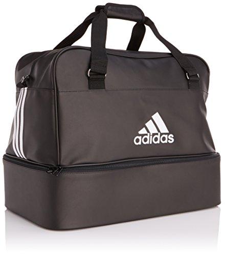 Adidas – Borsone da calcio in poliuretano con scomparto sul fondo ... bf8bb8294391