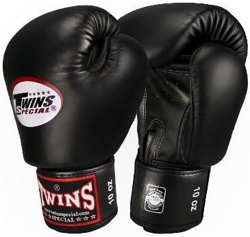 Twins Boxing Gloves BGVL-6 Full Black 12,14,16oz