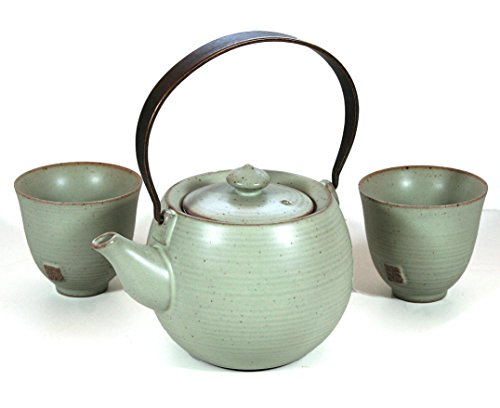 teapot and cups set for two - 2
