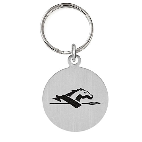 Longwood Lancers Dog Tag | Pet Tag | Small Size | Cat Tag | College Pet Tags