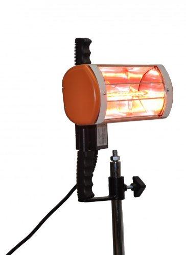 Heatlight - Sistema de secado de pintura y laca (tecnología por infrarrojos, 1000 W
