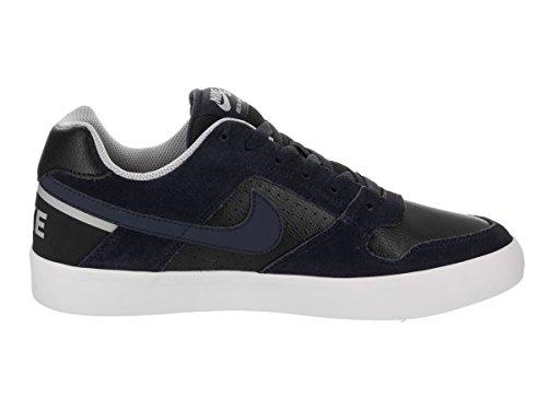 obsidian Vulc Force Para 440 Skateboarding Sb obsidian Multicolor Zapatillas wolf Hombre De Delta Nike black Grey twvSn
