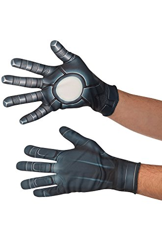 War Machine Gloves Costume Accessory