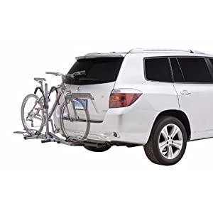 SportRack SR2901 2 Bike Platform Hitch Rack Grey