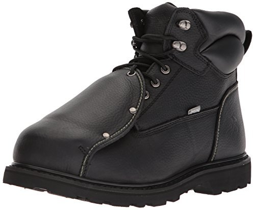 Iron Age Men's Ia5016 Ground Breaker Industrial and Construction Shoe, Black, 8.5 W US by Iron Age (Image #1)