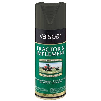(Tractor and Implement Enamel Spray Paint [Set of 6] Color: Massey Ferguson Gray)