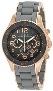 Marc Jacobs MBM2550 - Reloj con correa de piel para mujer, multicolor