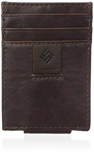 Columbia Blocking Wallet Magnetic Money