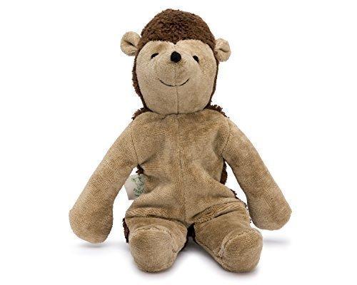 Senger Stuffed Animals - Hedgehog - Handmade 100% Organic Toy (Beige - 12 Inches Tall) by Senger Tierpuppen