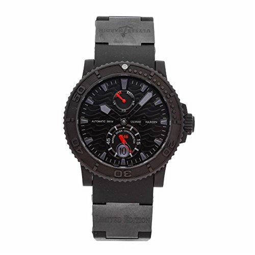 Ulysse Nardin Marine automatic-self-wind mens Watch 263-38LE-3 (Certified Pre-owned) (Nardin Chronometer Ulysse Marine)