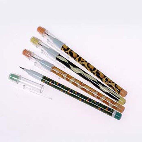 U.S. Toy Animal Print Push Point Pencils
