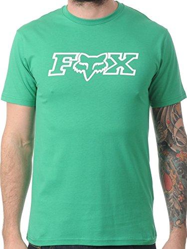 887537859673 - Fox Legacy Fheadx Ss Tee [Grn] L Grn Large 14272-004-L carousel main 0