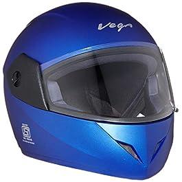 Vega Cliff Dx Dull Blue Helmet, L