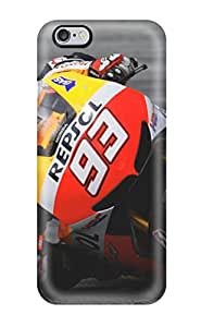 High Quality Shock Absorbing Case For Iphone 6 Plus-marc Marquez Motogp