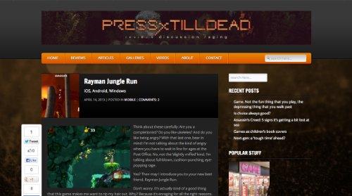 PressXTillDead - Hardware Ps3