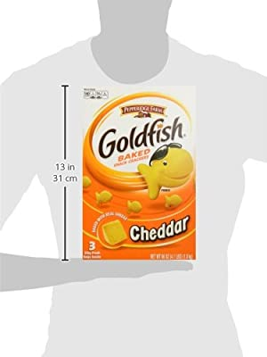 Pepperidge Farm Baked Goldfish Crackers - 66oz (4.1 lbs) by Pepperidge